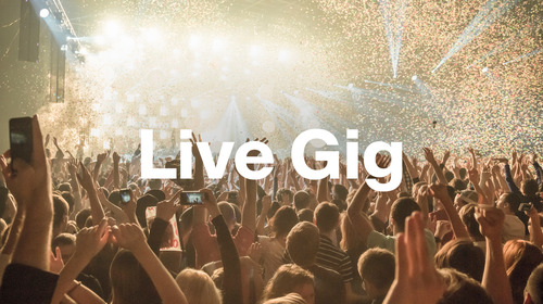 Get a live gig at the radioeins event of the year!